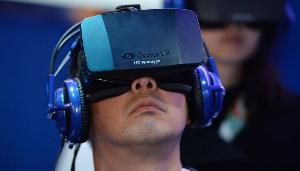 In game adverts backfire on Oculus VR