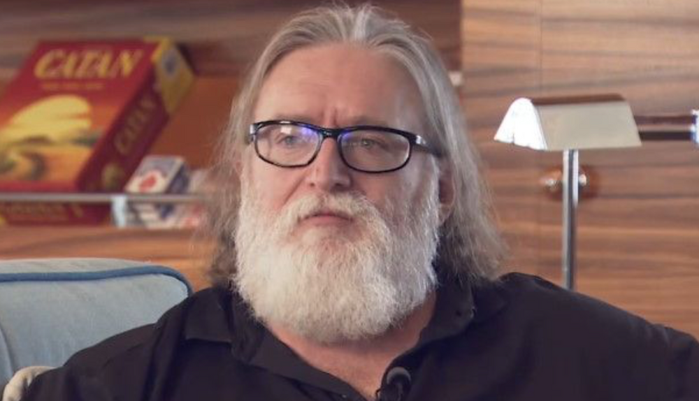 Gabe Newell talks Steam games with Kiwi students