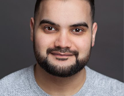 Tahir Shah in Alma's Not Normal airs on BBC2