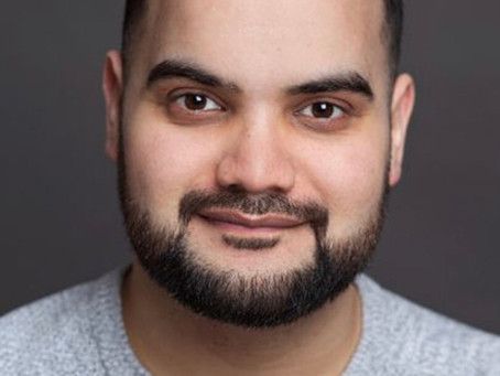 Tahir Shah in BBC One's The Responder
