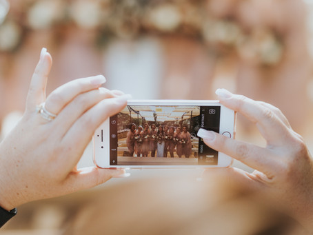 Wedding Social Media Etiquette: What You Should Know