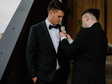 The Duties of The Best Man:  A Quick Checklist