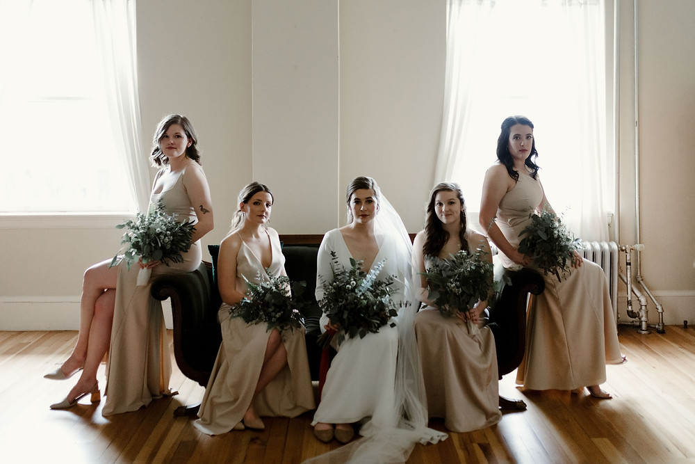 What Being The Maid of Honor Means