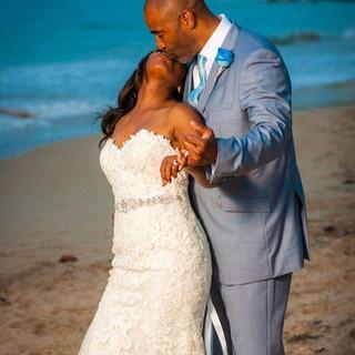 We offer destination wedding packages.