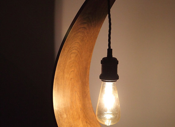 Avocado Lamp