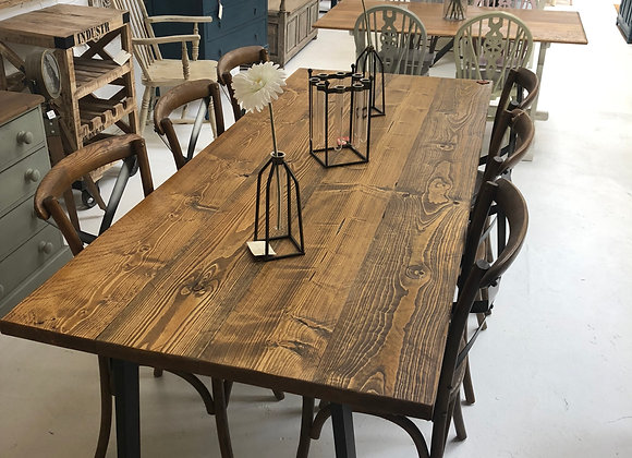 Scaffolders Dinner table