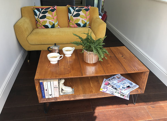 The Letter Box Coffee Table
