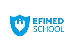 Efimed school logo poziom_Obszar roboczy