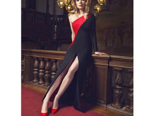 Kolekcja sukien wieczorowych Anny Młyńskiej w Zamku Moszna