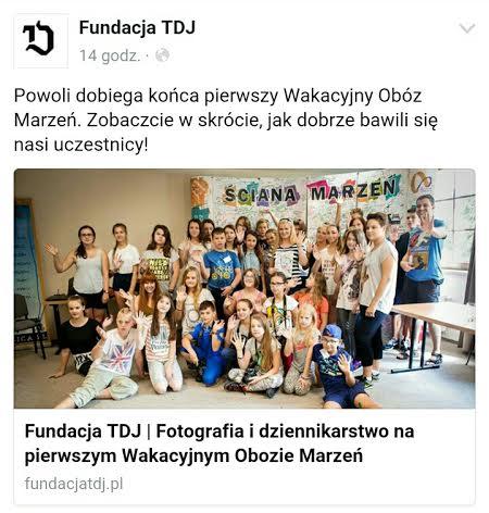 Fundacja TDJ & Fundacja Ulica