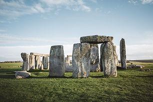 Stonehendge in England