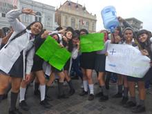 """Preocupación de comunidades escolares por """"cimarrazos"""" en colegios"""