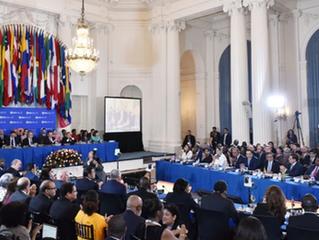 ASAMBLEA GENERAL DE LA OEA RECHAZA TÉRMINOS DEL LOBBY LGTBI