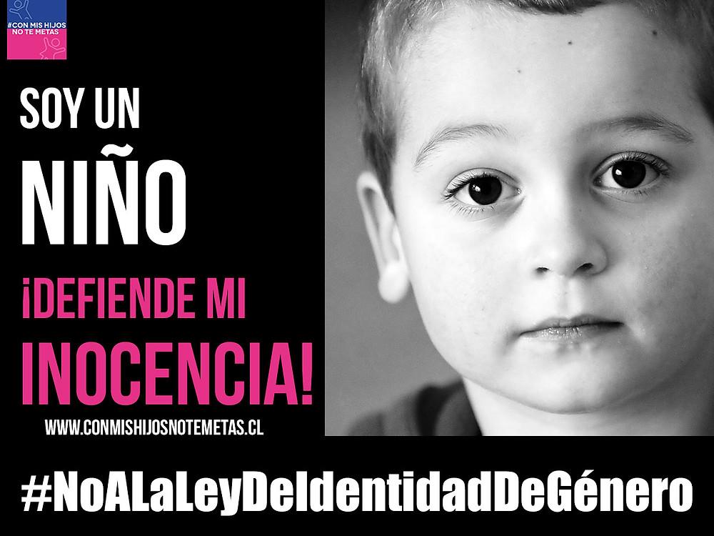 #NoALaLeyDeIdentidadDeGénero
