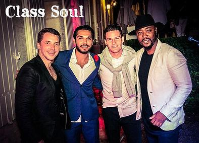 Class Soul (Alexis Gary & Skott) avec Benoit Trémoulinas et Kevin Gameiro)