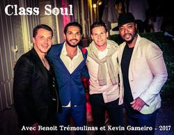 CLASS SOUL Groupe de musique à Bordeaux