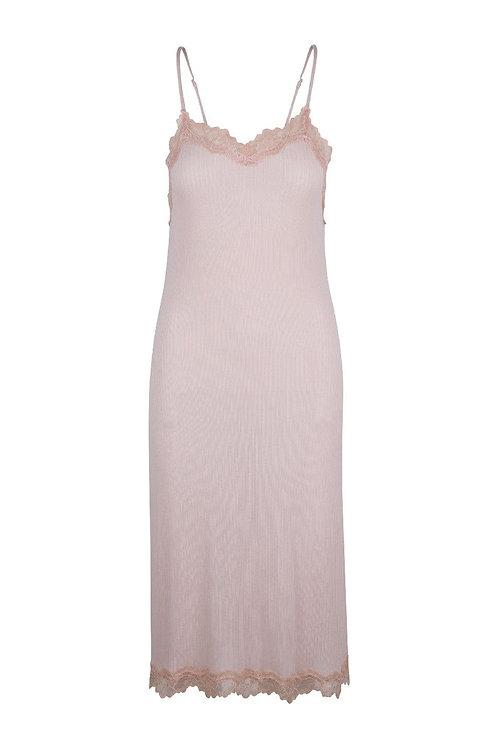 Lingadore daily spaghetti jurk, roze