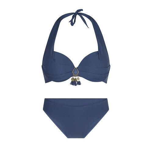 Lingadore ZABI bikiniset, blauw
