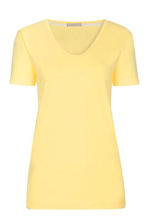 Mey zia t-shirt, geel
