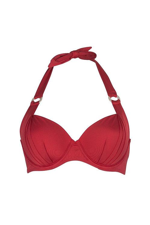 Lingadore bikini set voorgevormd, rood