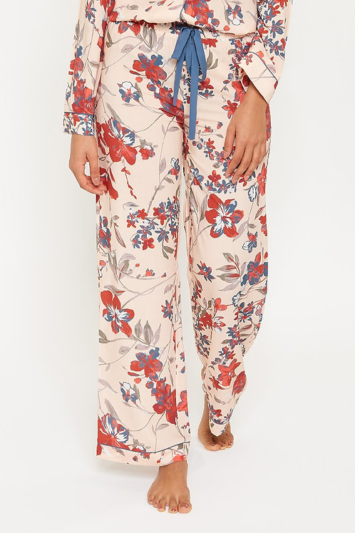 Flowerpower pyjamabroek, Lingadore