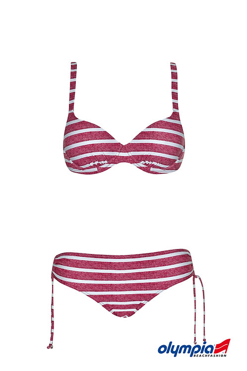 Olympia bikiniset 31042, rood