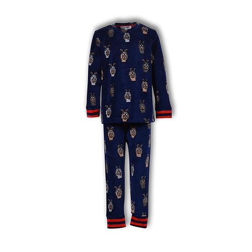 Woody pyjama jongens, all over print