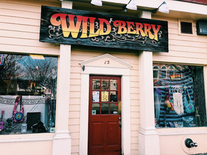 Wild Berry: The Haven for Oxford's Hippies