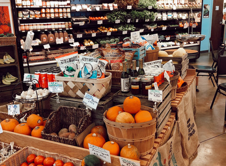 Moon Co-Op: The Cutest Local Grocery
