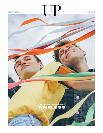 UP Spring Issue 2019 Cover