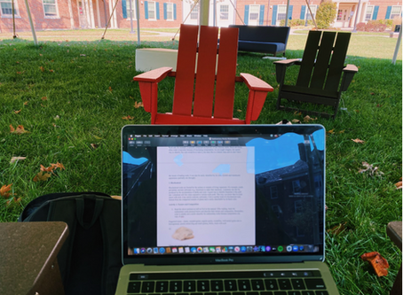 5 Best Places to Study Outside ON CAMPUS