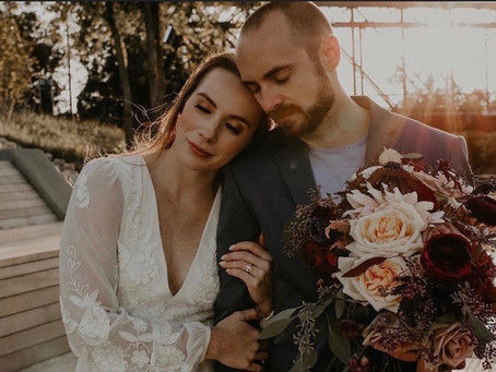 A Family Wedding Fit for Fall