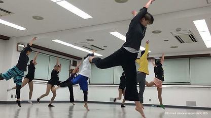 木下久本ダンススタジオ体験レッスン