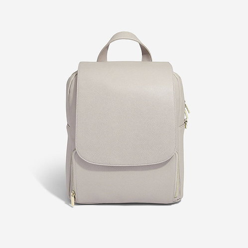 Stackers Taupe Backpack