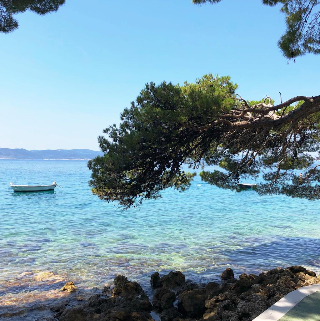 Enklaste Sattet Att Uppleva De Kroatiska Oarna Brac Och Hvar