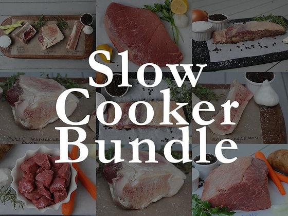 Beef Slow Cooker Bundle - 15 lb avg.