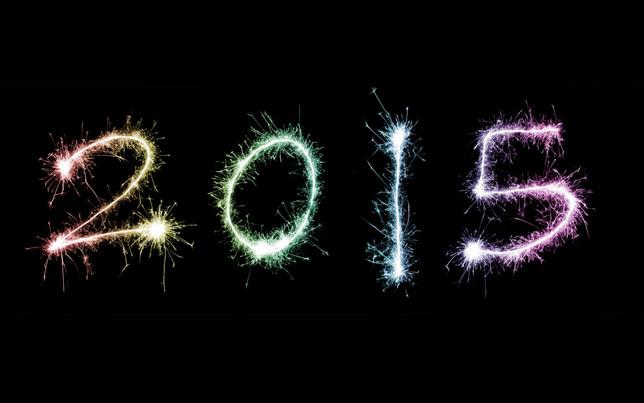 It's 2015!