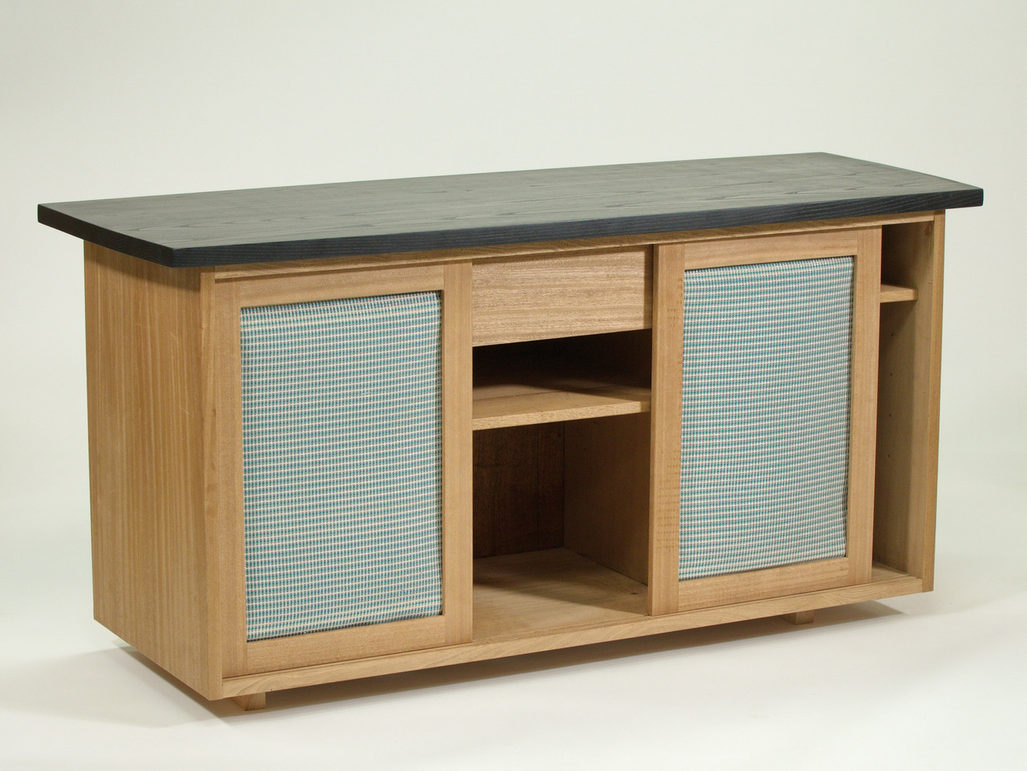 Bar Cabinet - Blue
