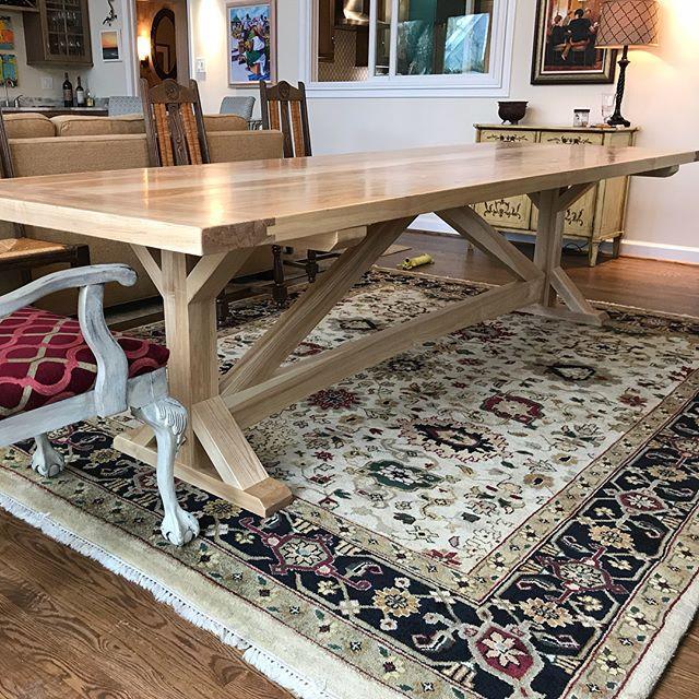 Big Ash Table