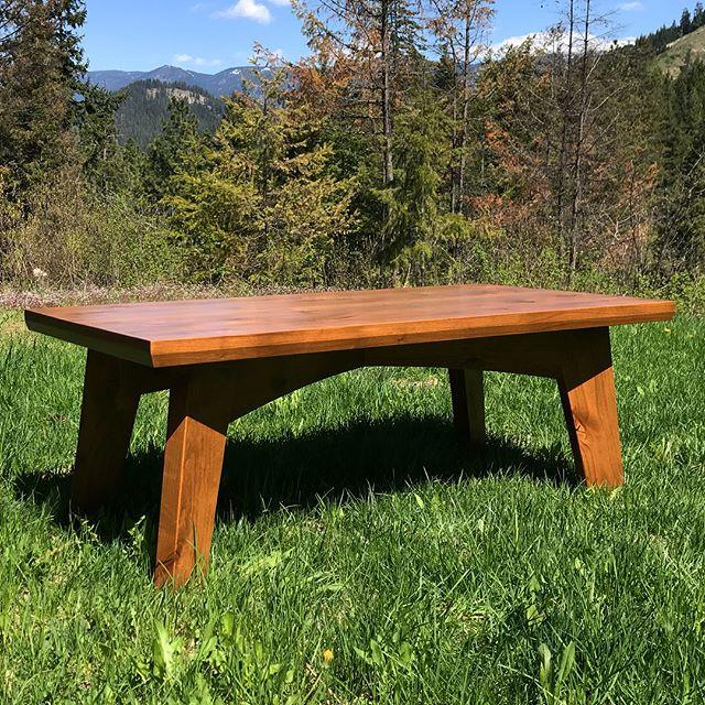 Alder Coffee Table