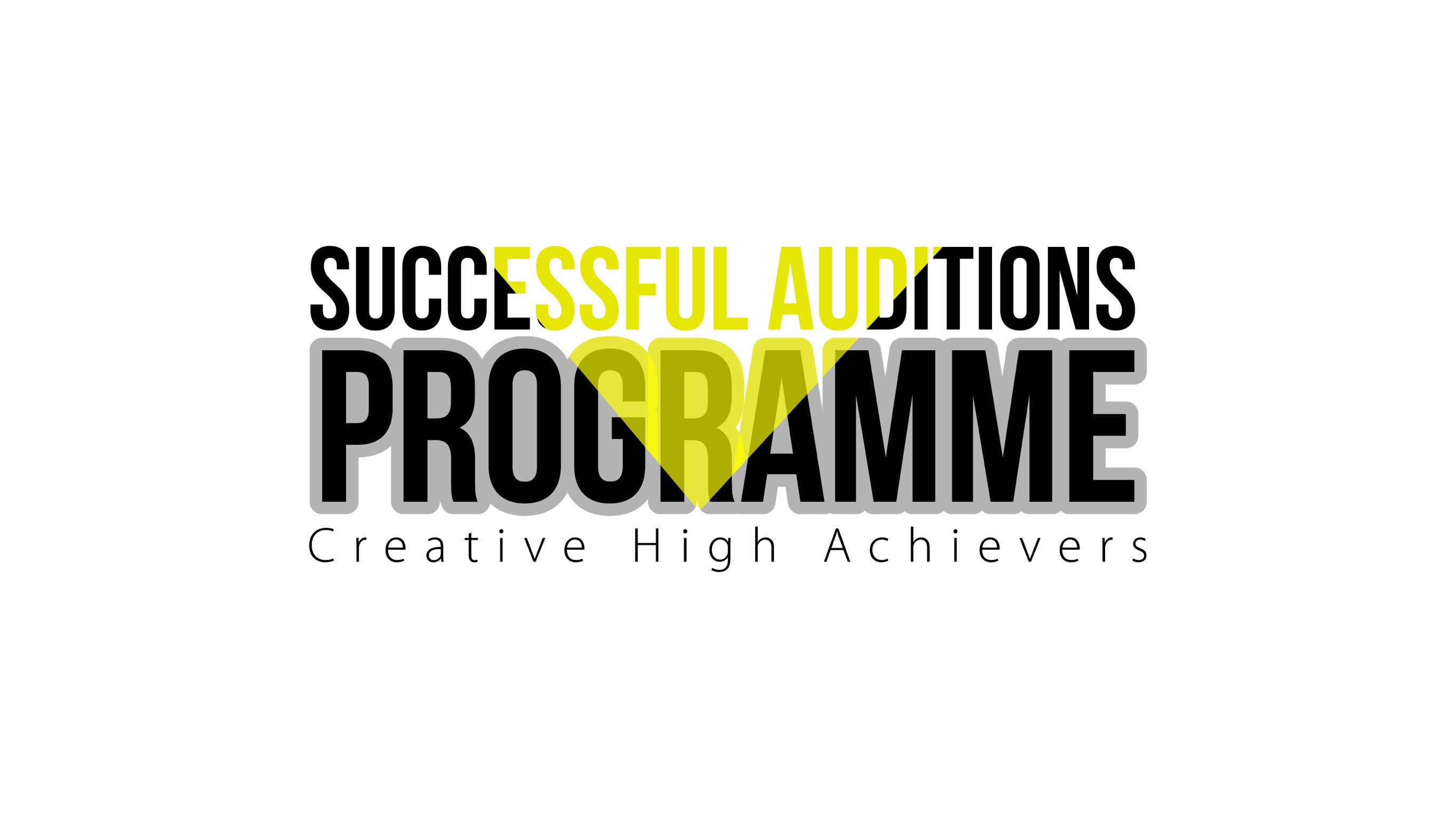 SUCCESSFUL AUDITIONS PROGRAMME