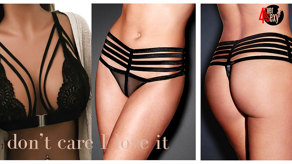 Panty -Sexual set