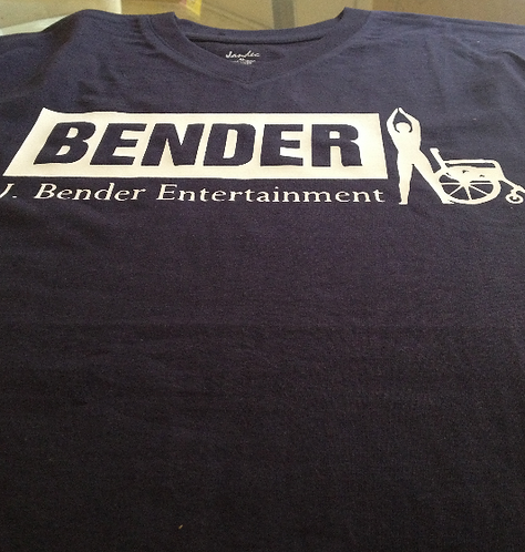 J Bender Entertainment Tees