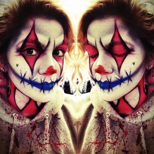 Airbrush Clown