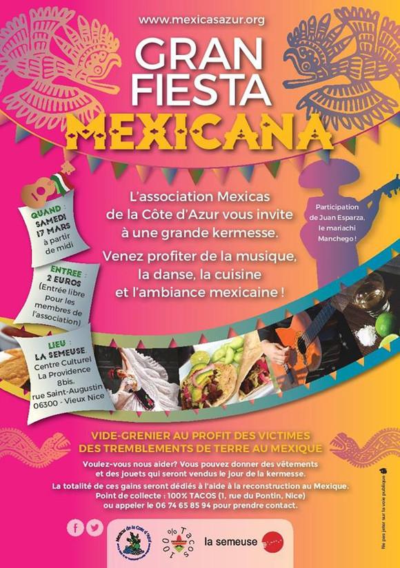 Kermesse Mexicana
