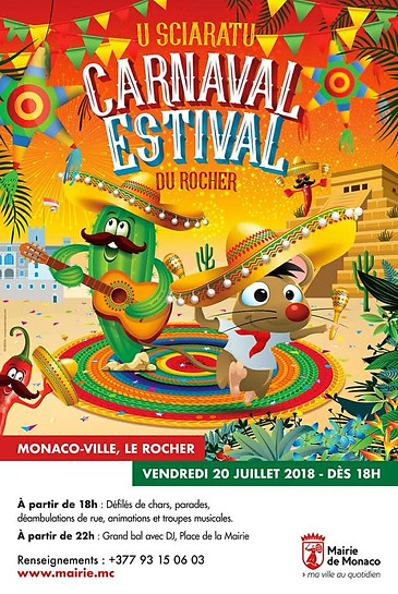 Carnaval Monaco