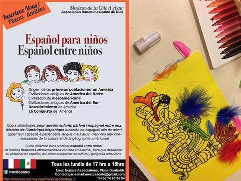 Course de histoire Mesoamericaine