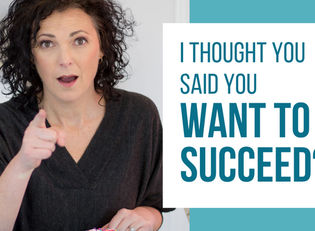 Are you REALLY committed to being successful?