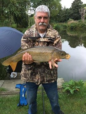 Coarse fishing in Lincolnshire with