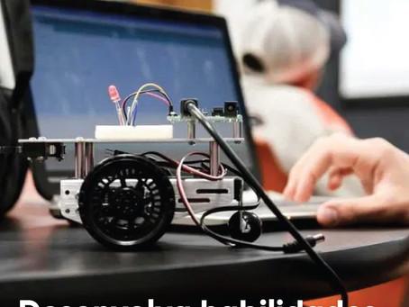 Desenvolva habilidades com tecnologia educacional